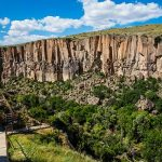 ihlara canyon cappadocia
